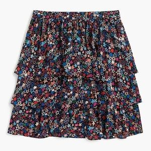 REDUCED ❤️ BRAND NEW ❤️ J.Crew Tiered Skirt